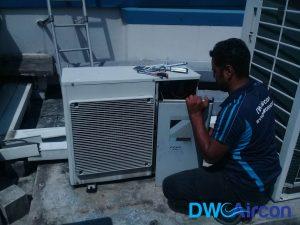 aircon-repair-outdoor-aircon-unit-dw-aircon-servicing-singapore