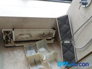 dirty-aircon-cleaning-dw-aircon-servicing-singapore
