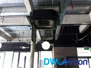 restaurant-aircon-servicing-ceiling-cassette-and-aircon-gas-top-up-commercial-east-coast-parkway-3
