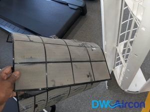 dirty-aircon-filter-aircon-leaking-water-aircon-servicing-singapore