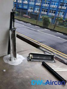 chemical-overhaul-ceiling-casette-fan-coil-aircon-servicing-singapore-commercial-tiong-bahru-3