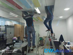 chemical-overhaul-ceiling-casette-fan-coil-aircon-servicing-singapore-commercial-tiong-bahru-7