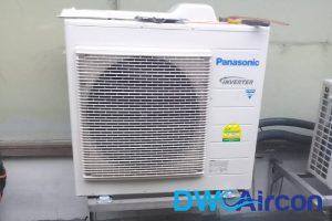 condenser-unit-aircon-noises-dw-aircon-servicing-singapore