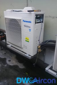 outdoor-condenser-unit-aircon-installation-dw-aircon-singapore