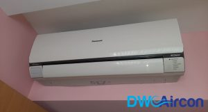 panasonic-inverter-aircon-light-blinking-dw-aircon-servicing-singapore