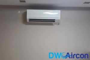 unit-installed-near-ceiling-aircon-installation-dw-aircon-singapore