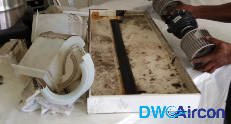 various-aircon-parts-aircon-chemical-overhaul-dw-aircon-singapore_featured