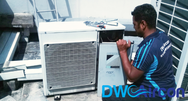 aircon-condenser-condenser-troubleshooting-aircon-servicing-singapore