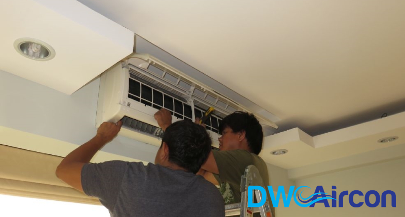 aircon-installation-aircon-rattling-noise-aircon-servicing-singapore