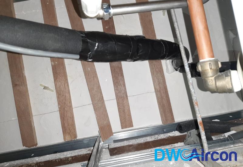 aircon-insulation-replacement-aircon-repair-aircon-servicing-singapore-condo-bukit-panjang-1