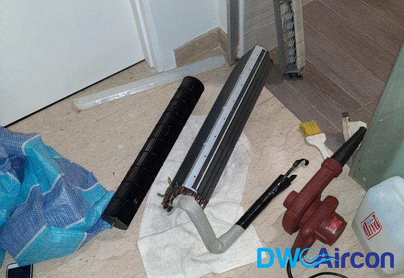 aircon-insulation-replacement-aircon-repair-aircon-servicing-singapore-condo-bukit-panjang-8