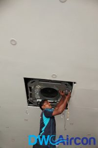 aircon-parts-inspection-aircon-smell-aircon-servicing-singapore