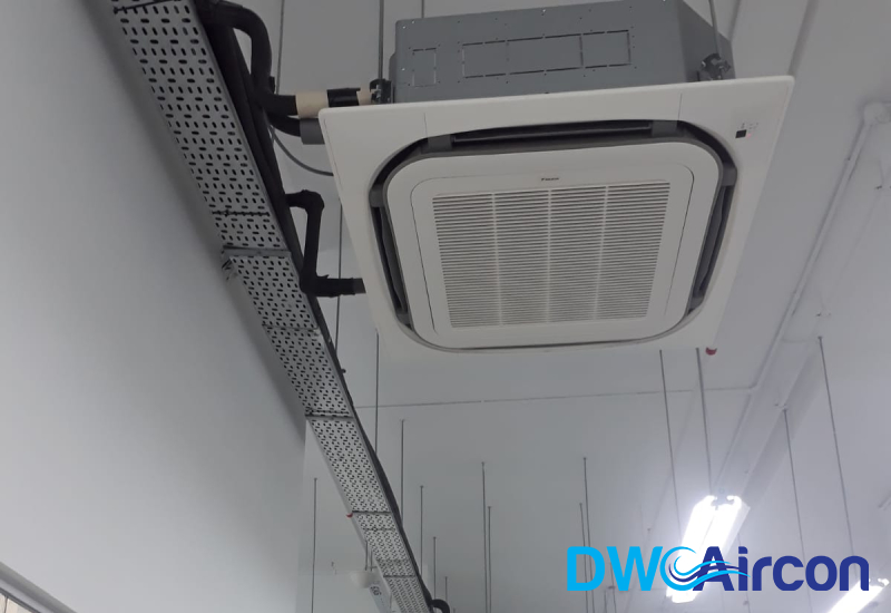ceiling-cassette-aircon-servicing-singapore-commercial-pasir-panjang-2