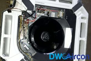 fan-coil-aircon-leaking-water-aircon-servicing-singapore