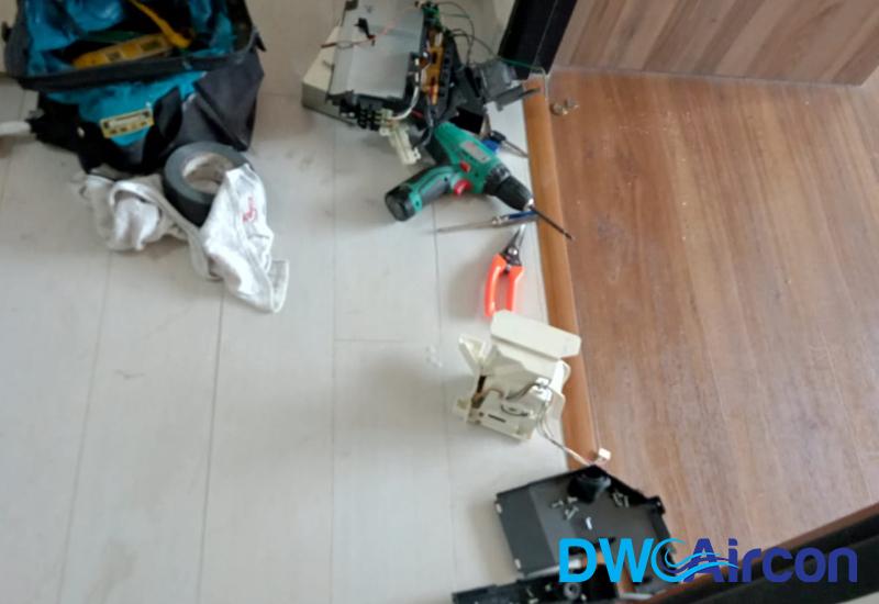 aircon-chemical-overhaul-singapore-hdb-pasir-ris-5