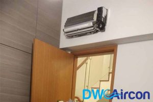 uncovered-wall-mounted-unit-aircon-servicing-dw-aircon-servicing-singapore